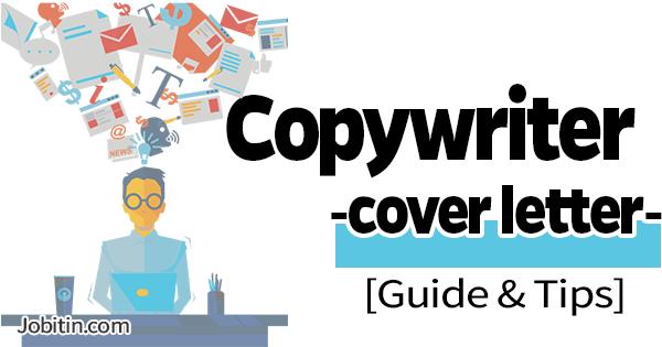 Copywriter Cover Letter Example Guide Tips